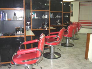 Start beauty parlor
