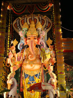 Khairatabad Ganesh 2010 Pictures in Hyderabad