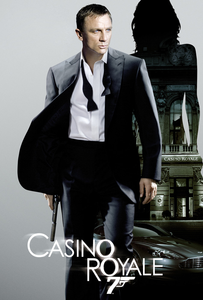 who starred in casino royale