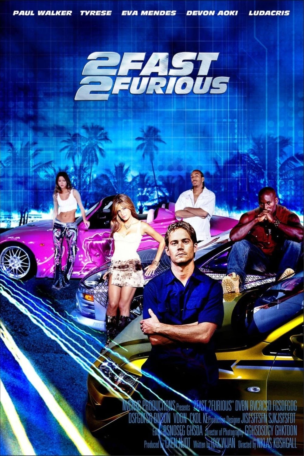 2 Fast And 2 Furious