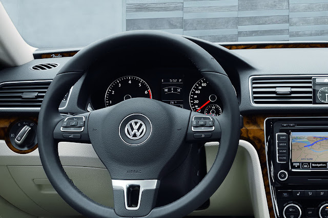 This Is The New 2012 Vw Sedan For The U S With The Old