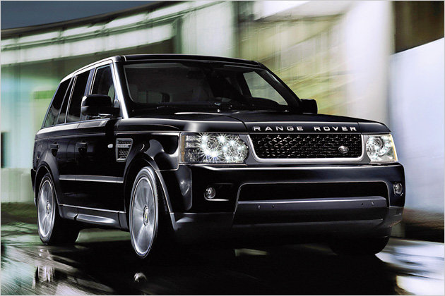 looks like a car range rover sport as a special limited edition. Black Bedroom Furniture Sets. Home Design Ideas