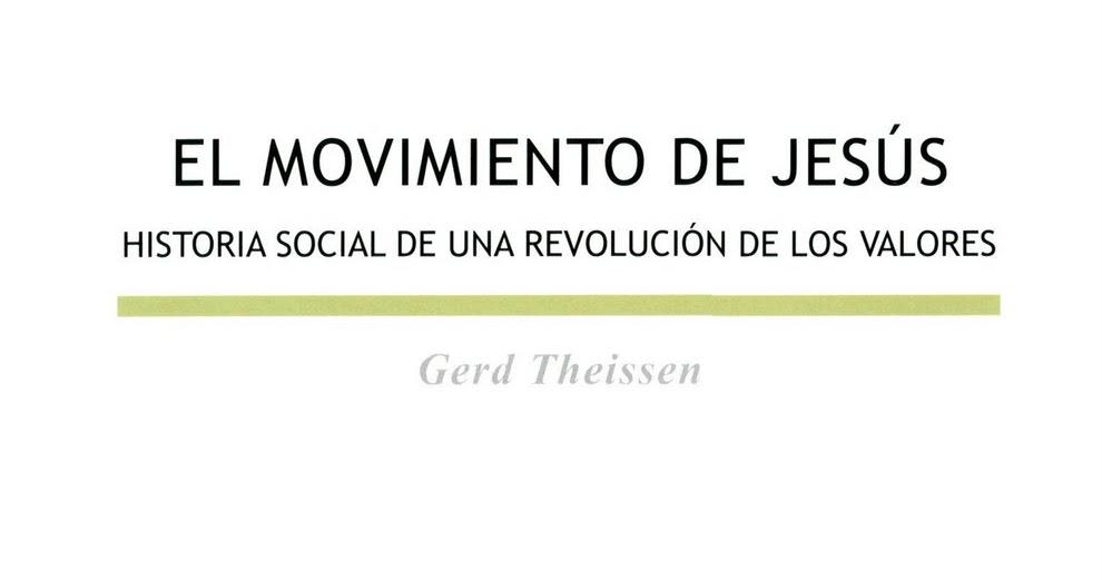 El Movimiento De Jesus