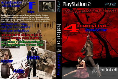 Adventure Games: Resident Evil 4 Save Ashley - PS2