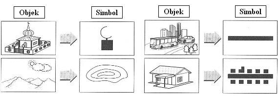 Simbol Masjid Pada Peta Brad Erva Doce Info