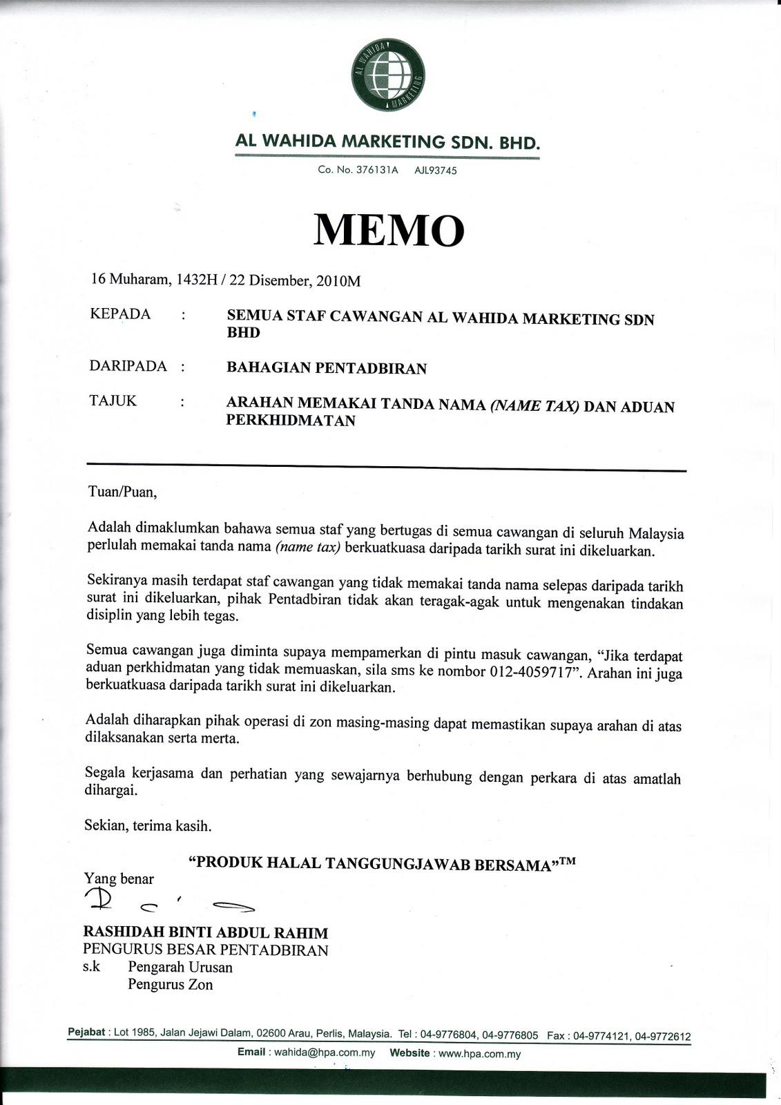 Contoh Surat Resmi Indonesia - Contoh Win
