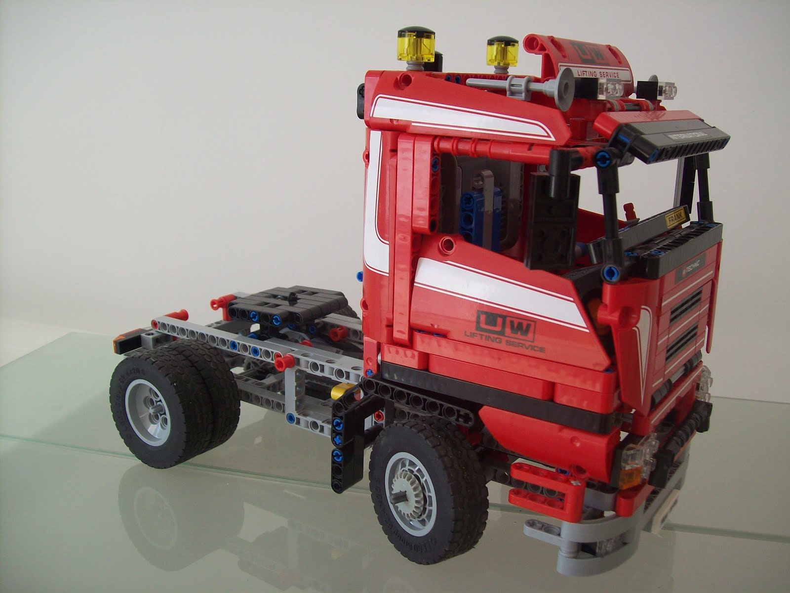 search results lego semi trucks look like the real deal model cars html autos weblog. Black Bedroom Furniture Sets. Home Design Ideas