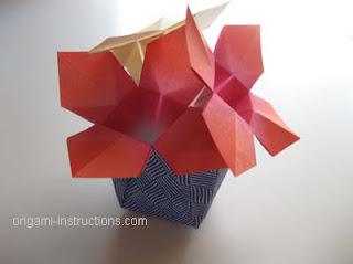 Origami Instructionscom March 2009
