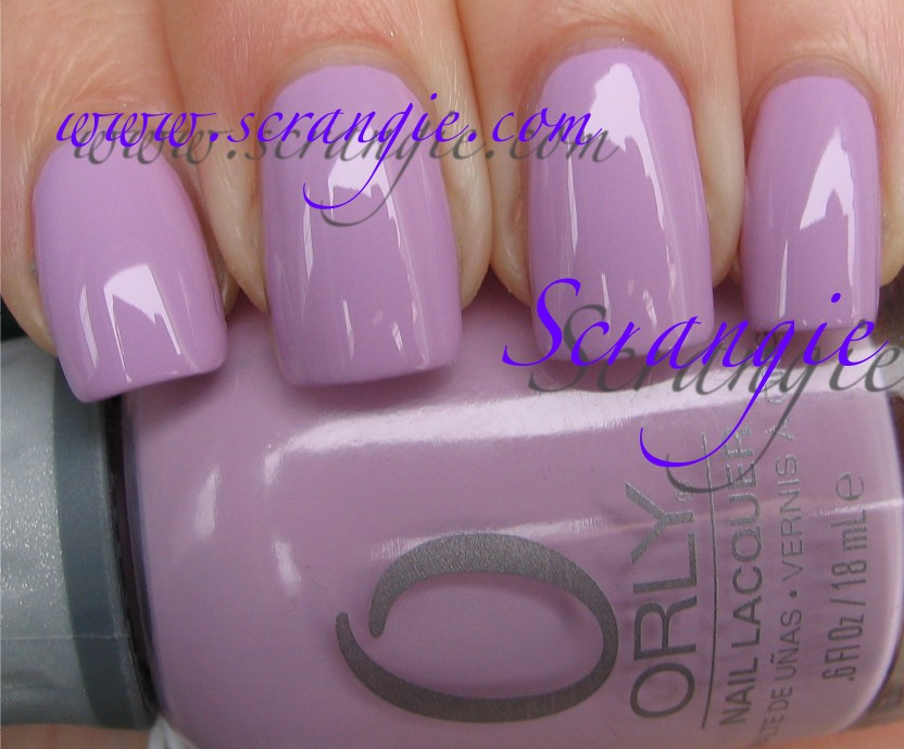 Scrangie Orly Sweet Collection Spring 2010