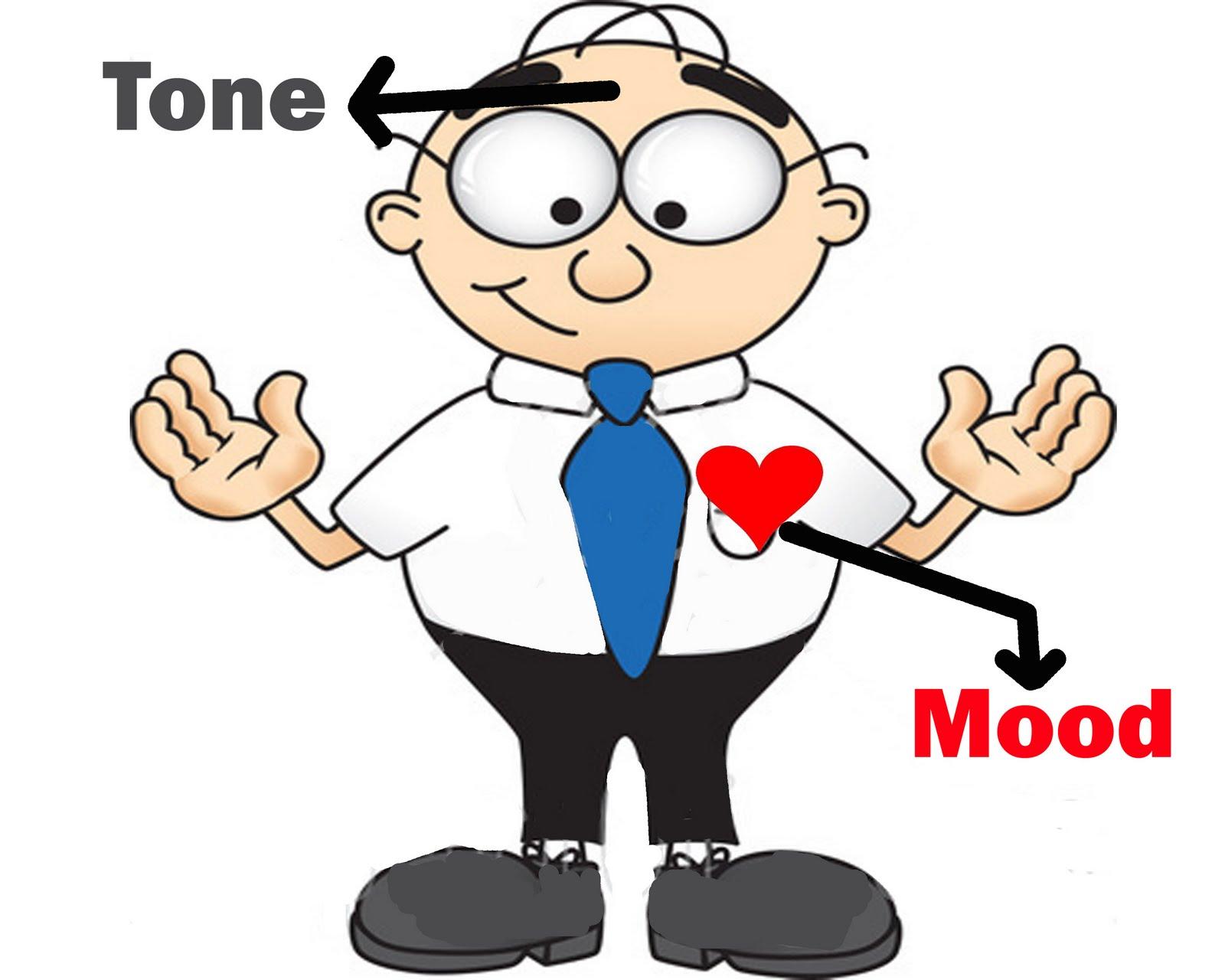 English Language Tone And Mood
