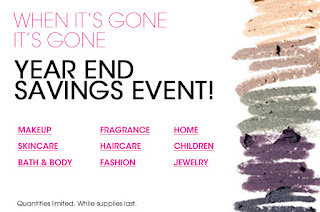 2010 AVON After Christmas Sales and AVON Year End Sales