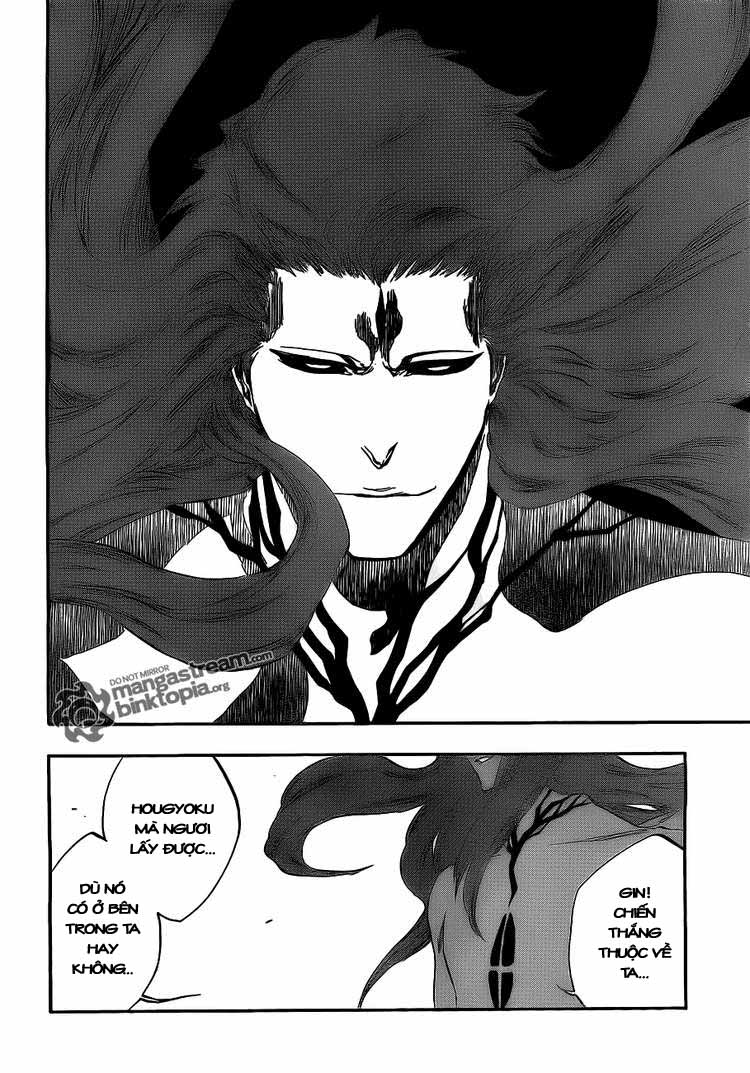 Bleach chapter 415 trang 13
