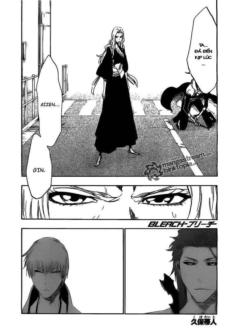Bleach chapter 412 trang 1
