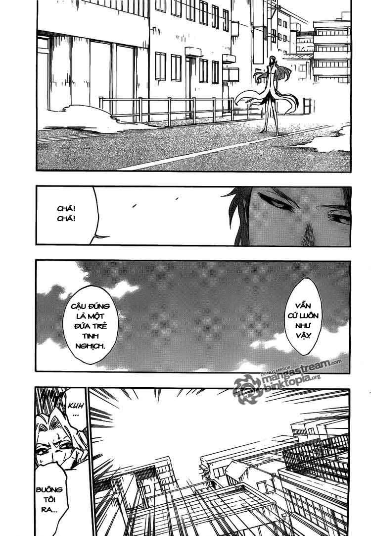 Bleach chapter 412 trang 9