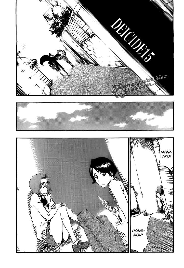 Bleach chapter 413 trang 3