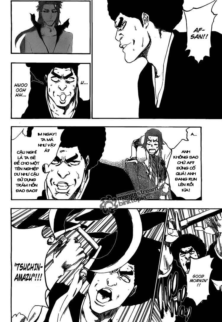 Bleach chapter 413 trang 16