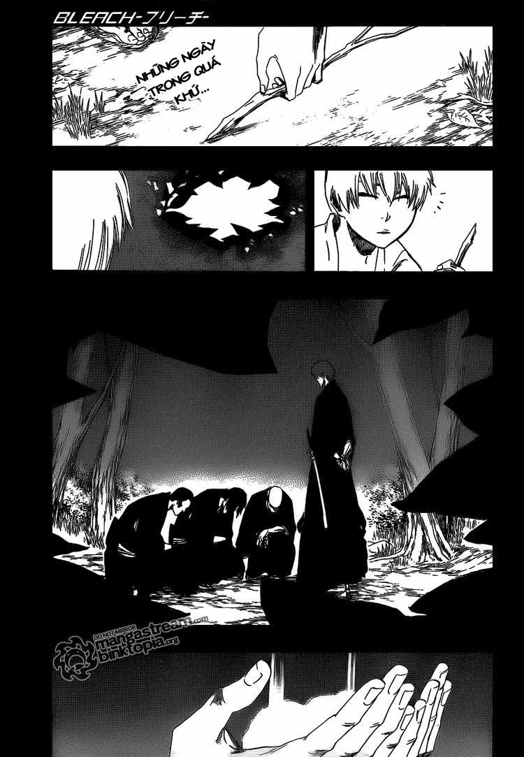 Bleach chapter 415 trang 1