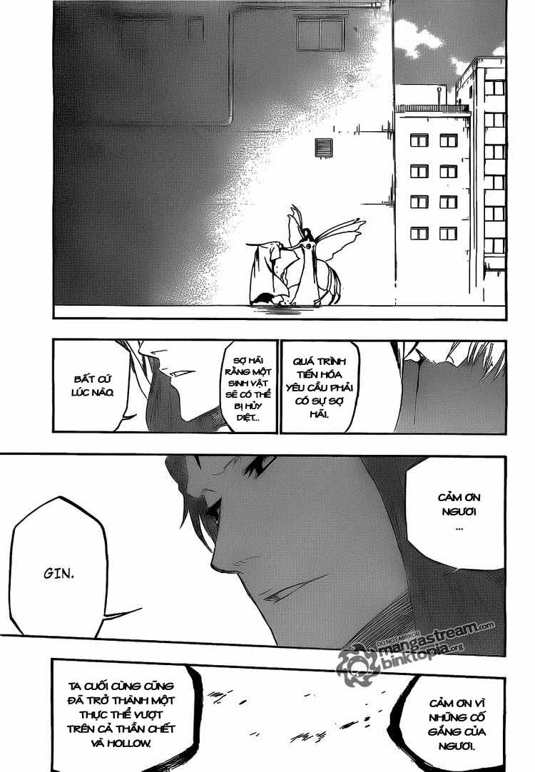 Bleach chapter 416 trang 8