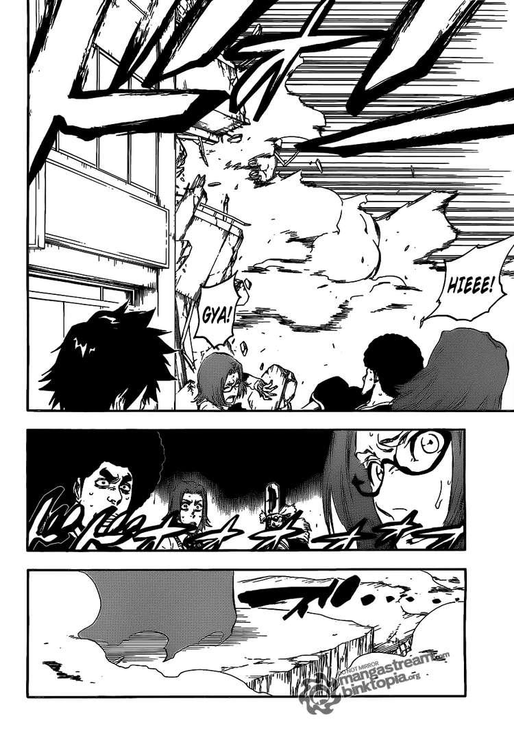 Bleach chapter 416 trang 9