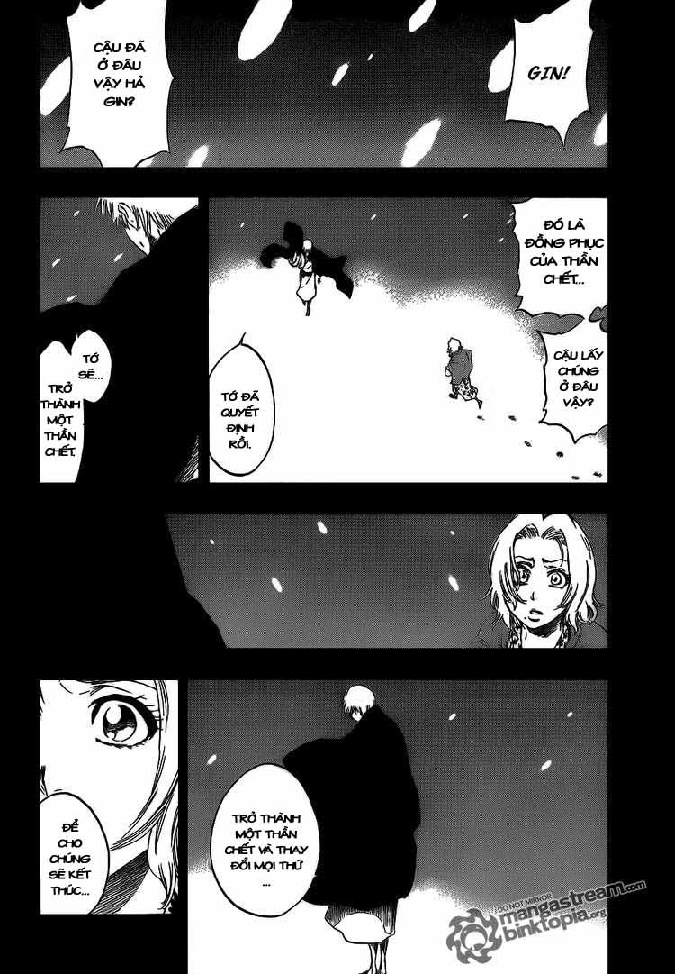 Bleach chapter 416 trang 11
