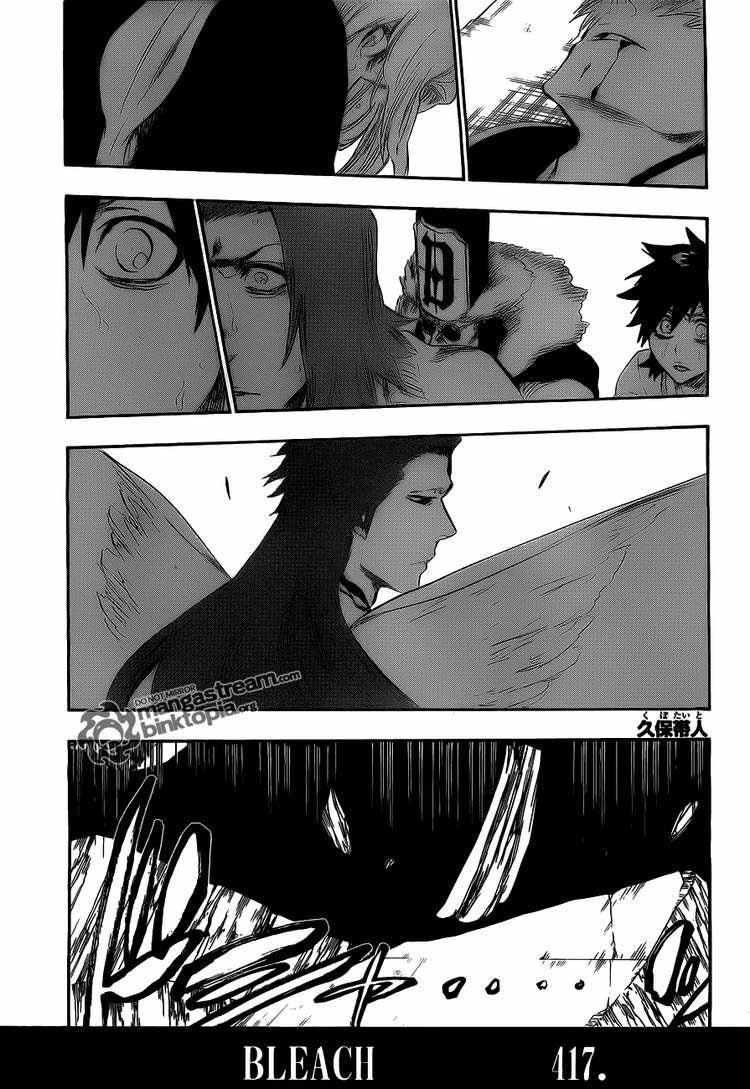 Bleach chapter 417 trang 1
