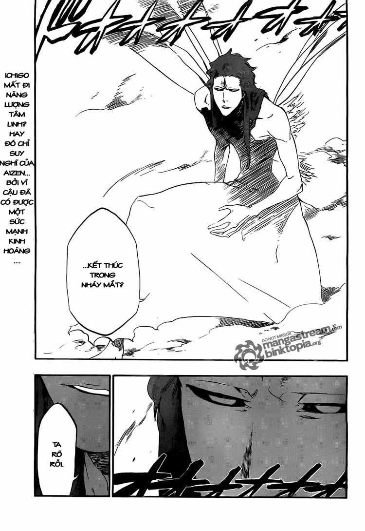 Bleach chapter 418 trang 1