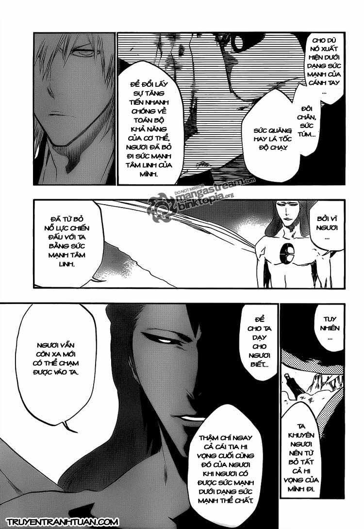 Bleach chapter 418 trang 3