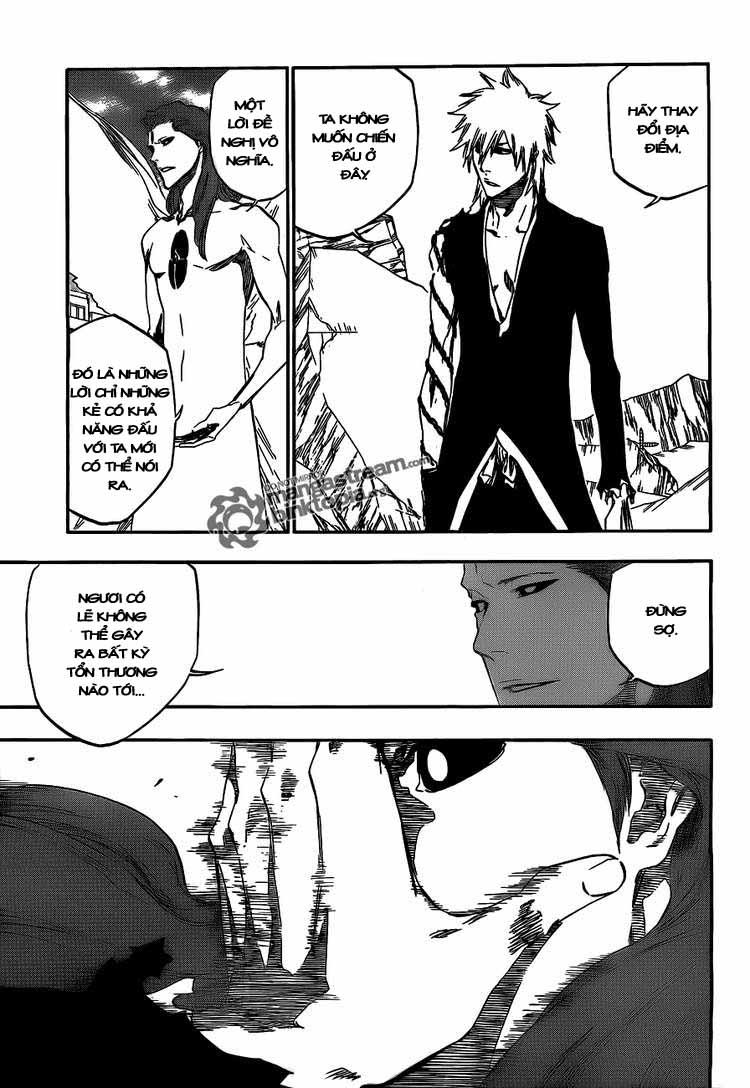 Bleach chapter 417 trang 14