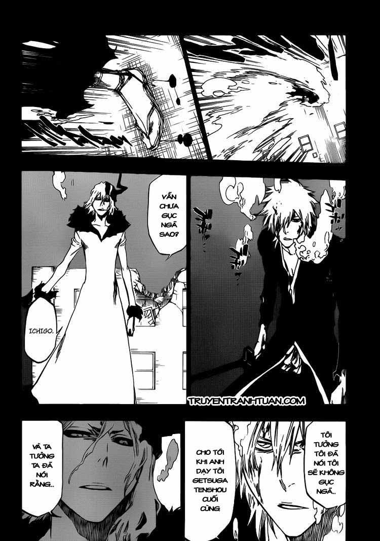 Bleach chapter 420 trang 4