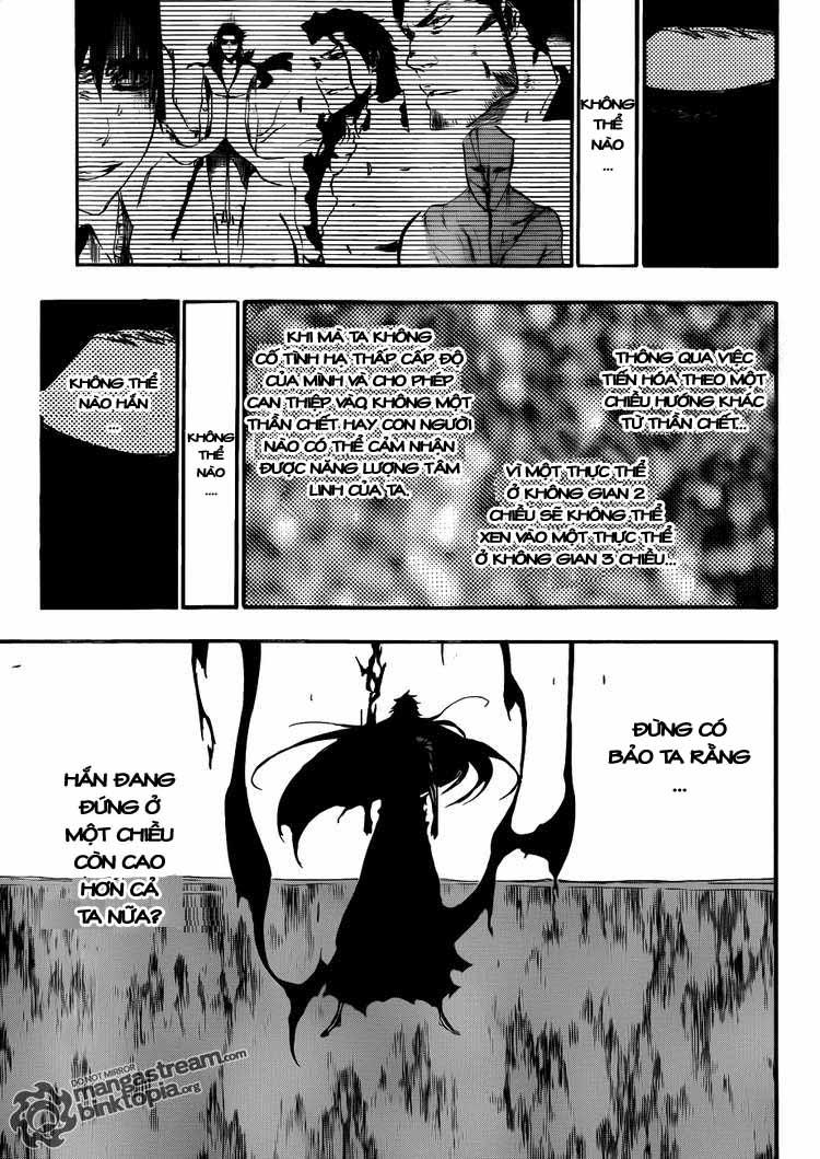 Bleach chapter 420 trang 14