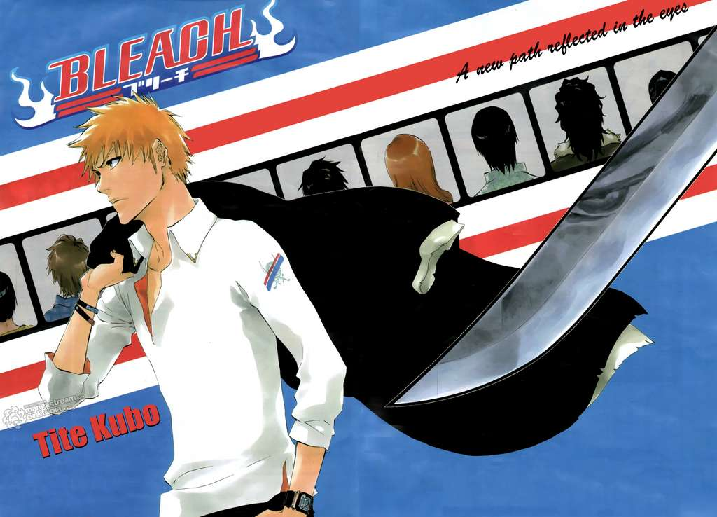 Bleach chapter 424 trang 3