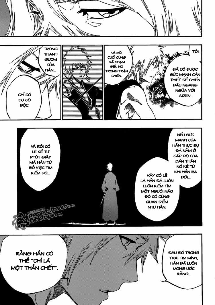 Bleach chapter 422 trang 15