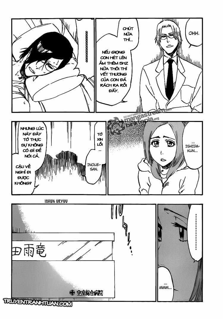 Bleach chapter 430 trang 12
