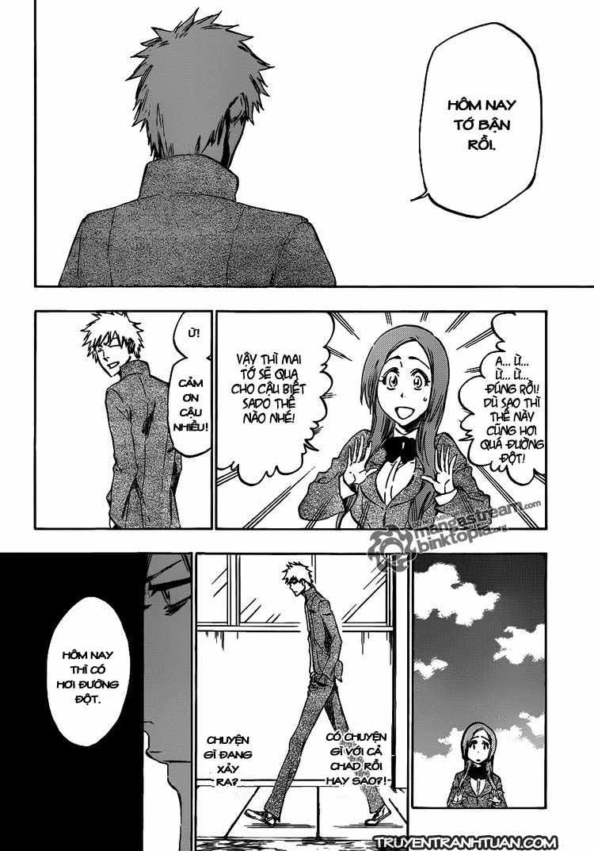 Bleach chapter 431 trang 6