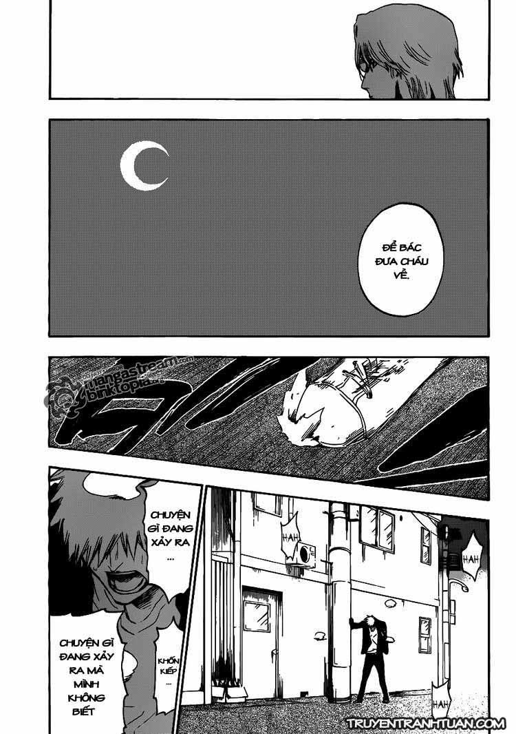 Bleach chapter 430 trang 17