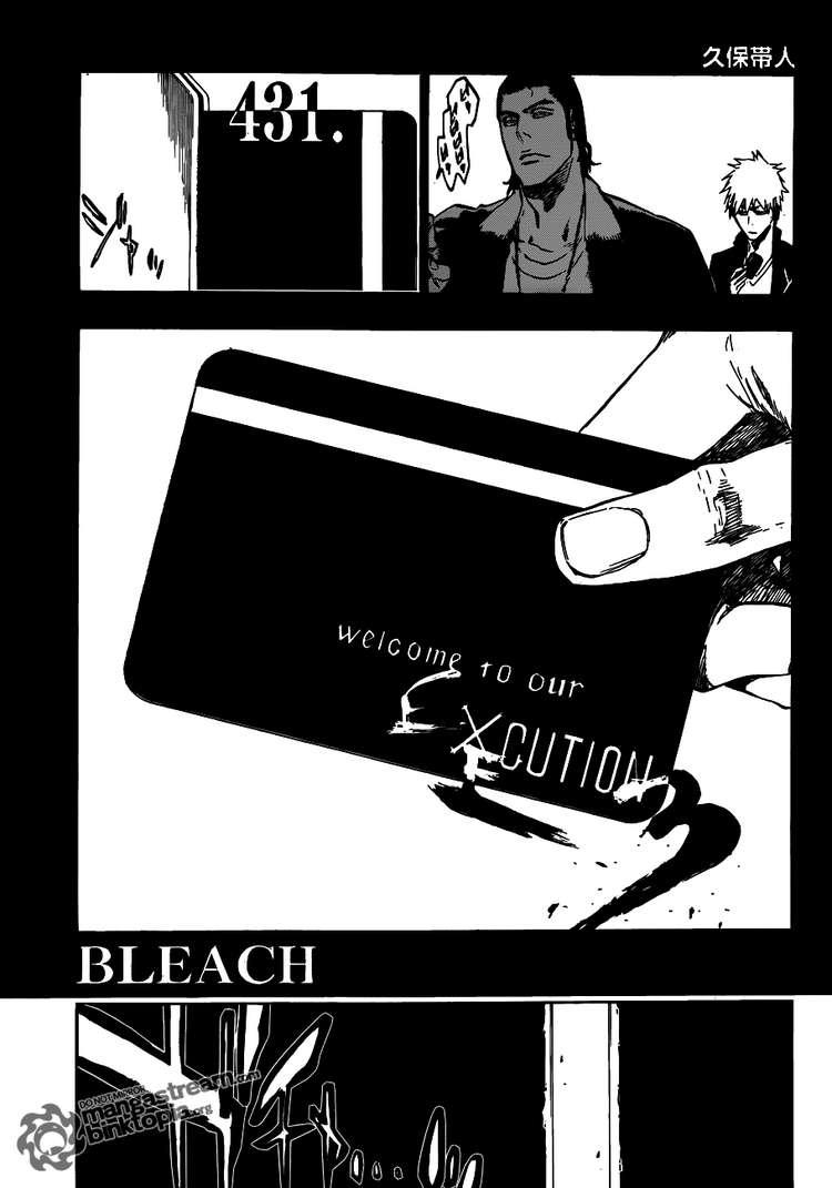Bleach chapter 431 trang 15