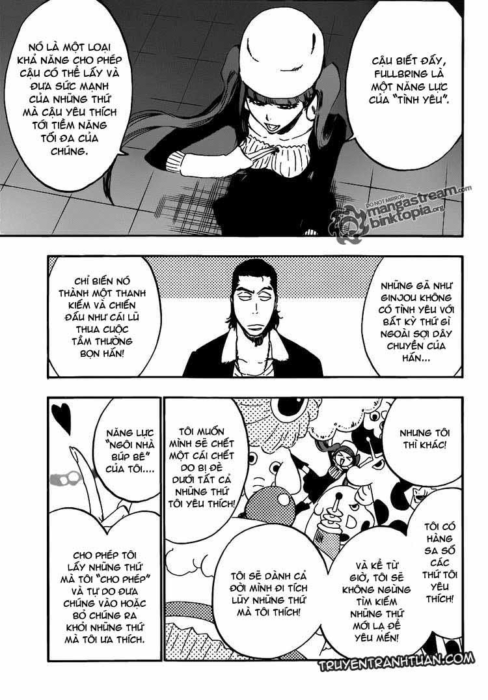 Bleach chapter 435 trang 5