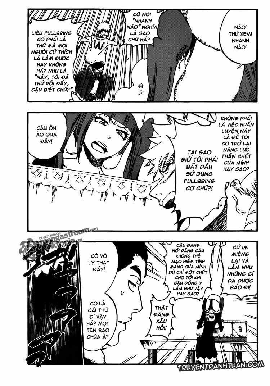 Bleach chapter 435 trang 7