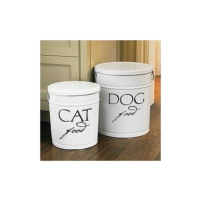 froufroubritches new dog treats container. Black Bedroom Furniture Sets. Home Design Ideas