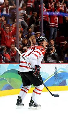 Goalden Goal : goalden, Sidney, Crosby, Show:, Crosby's, Olympic, Golden
