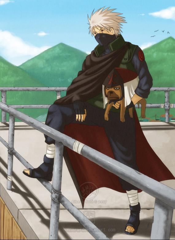 meilleurs images du manga naruto: kakashi