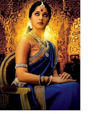 Anushka as Ghost in Muni-2 and Aaptha Rakshaka'