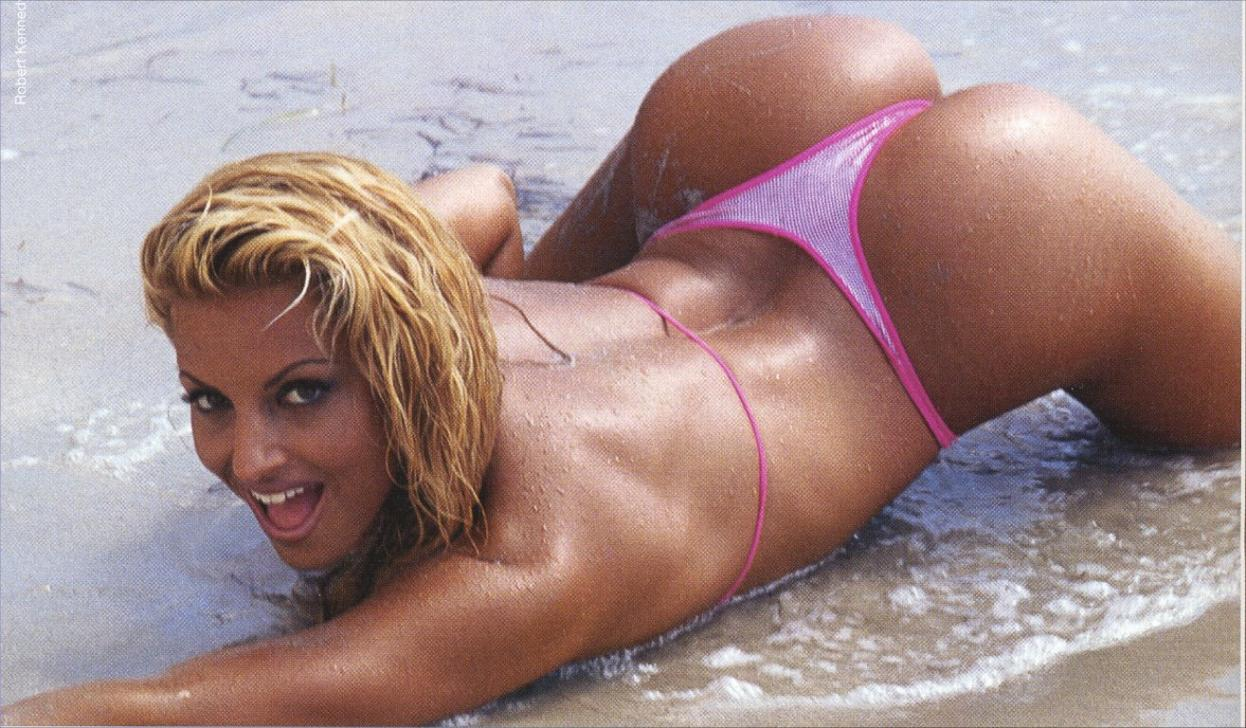 Consider, Wwe trish stratus sexy think, you