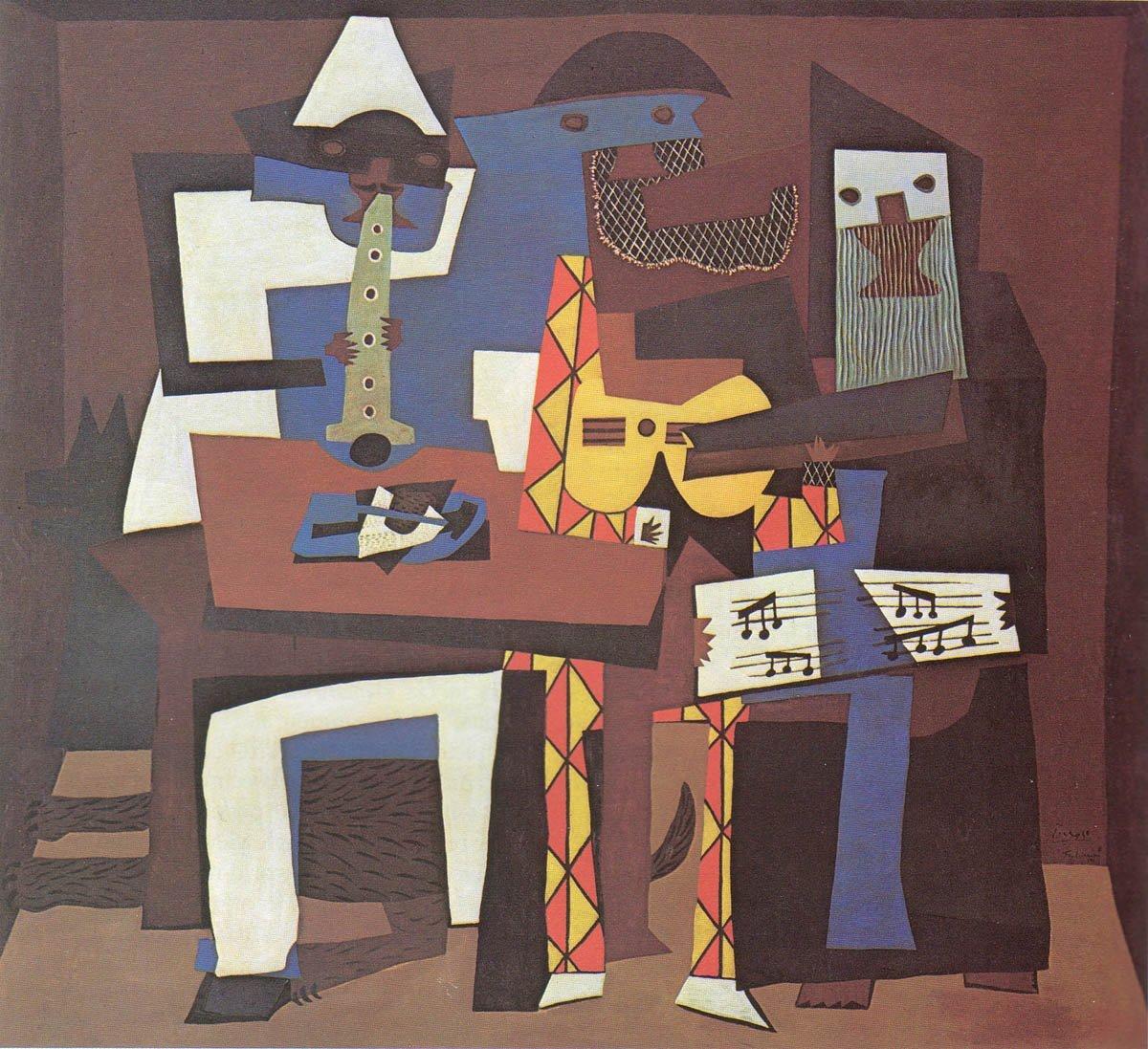 El Periodo Azul De Picasso El Color De La