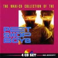 Pet Shop Boys - The Maxi-CD Collection