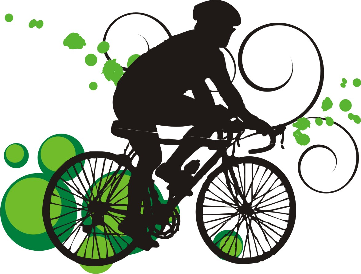 bicycle vector | Corel Draw Tutorial and Free Vectors