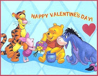 pooh valentine collection