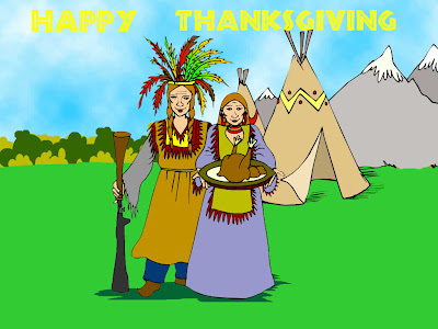 Traditional Thanksgiving Cards