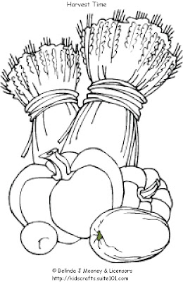 Harvest festival coloring sheets coloring pages for Harvest festival coloring pages