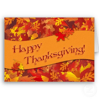 happy thanksgiving note greetings
